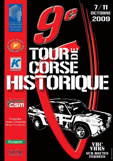 tour de corse historique 2009 troph e jean charles martenetti open. Black Bedroom Furniture Sets. Home Design Ideas