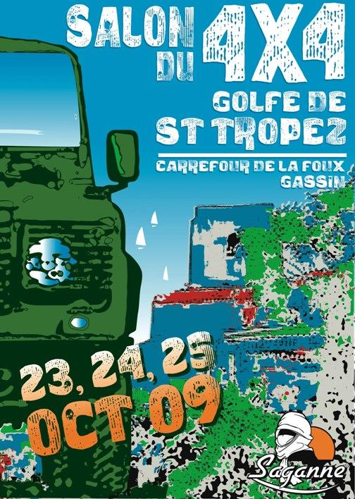 Salon du 4x4 de saint tropez 2009 - Salon saint tropez but ...
