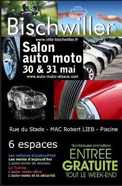 Salon auto moto de bischwiller for Bischwiller piscine