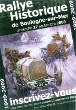 rallye historique de boulogne sur mer 2009. Black Bedroom Furniture Sets. Home Design Ideas