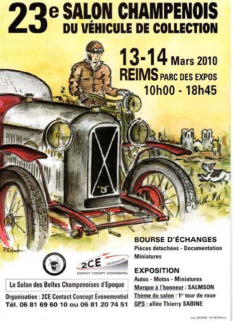 Salon de reims 2010 - Salon de l auto reims ...