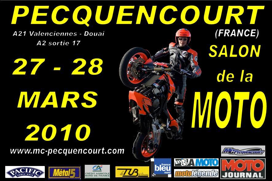 Salon de la moto de pecquencourt 2010 - Salon de la moto tours ...