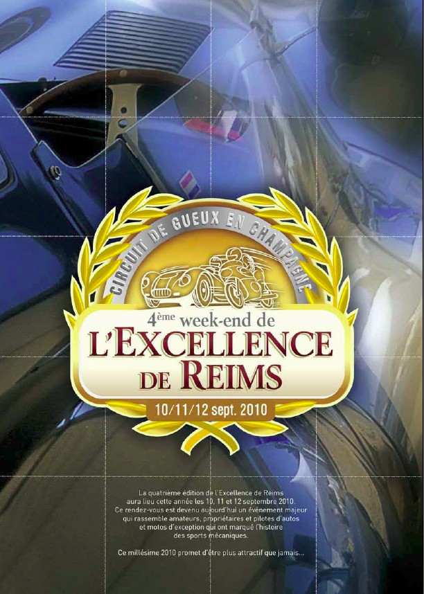 Week end de l 39 excellence automobile de reims 2010 - Salon de l auto reims ...