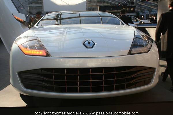 Renault Laguna Coup Concept Concept Car 2007 Festival Automobile