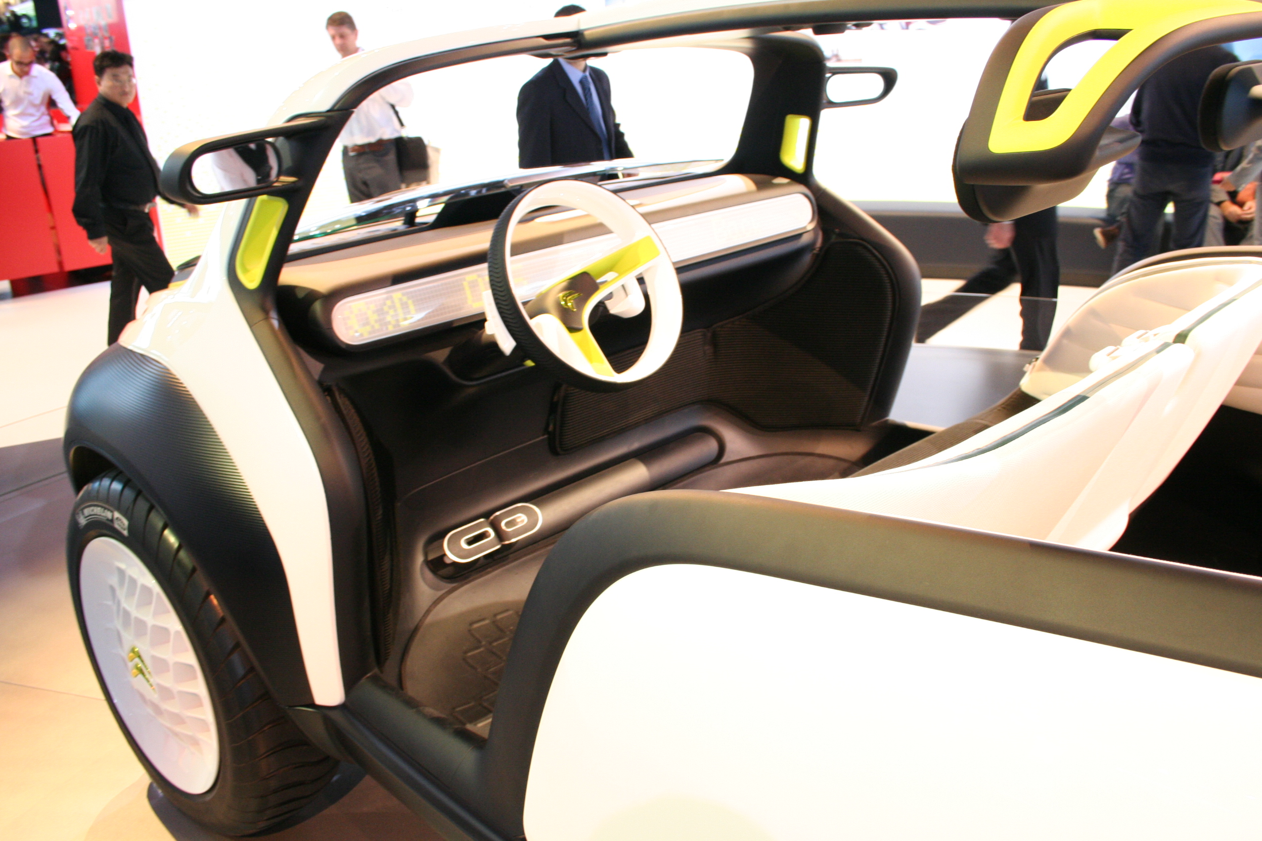 Citroen lacoste concept 2010 au salon mondial de l automobile 2010 citroen lacoste concept 2010 citroen lacoste concept 2010 vanachro Images