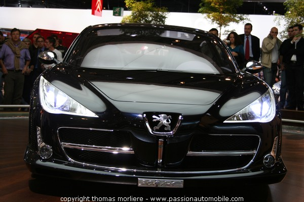 2006 Peugeot 908 Rc Related Infomationspecifications Weili