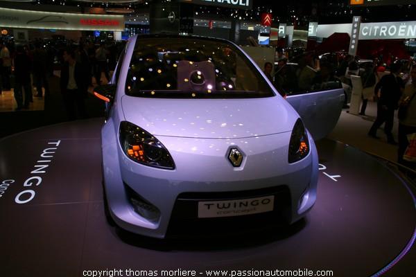 Renault Twingo Concept Concept Car 2006 Mondial Auto 2006