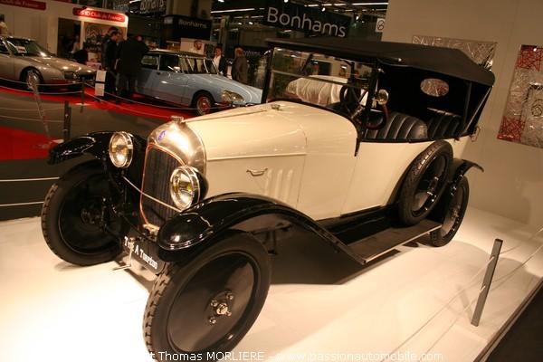 citroen type a torpedo 1919 r tromobile 2009. Black Bedroom Furniture Sets. Home Design Ideas
