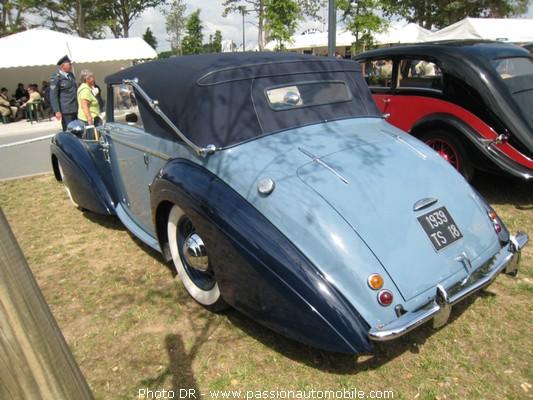 Delahaye 135 MS Cabriolet 1939 (RETROMOBILE 2009)