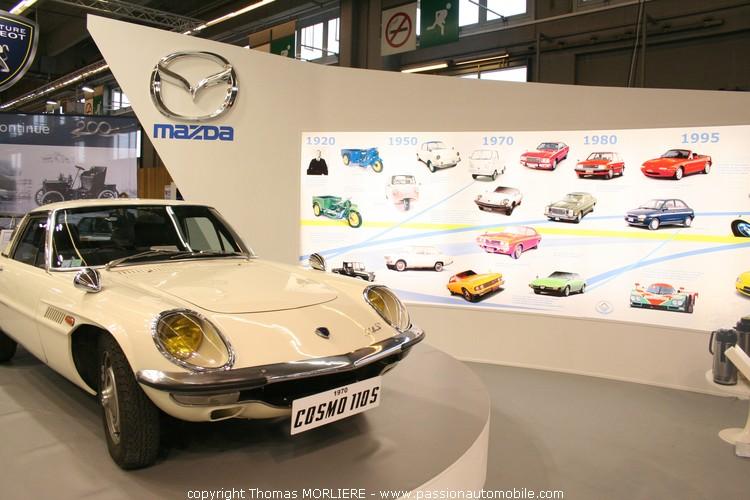 auto de collection mazda cosmo 110s 1970 rtromobile 2010. Black Bedroom Furniture Sets. Home Design Ideas