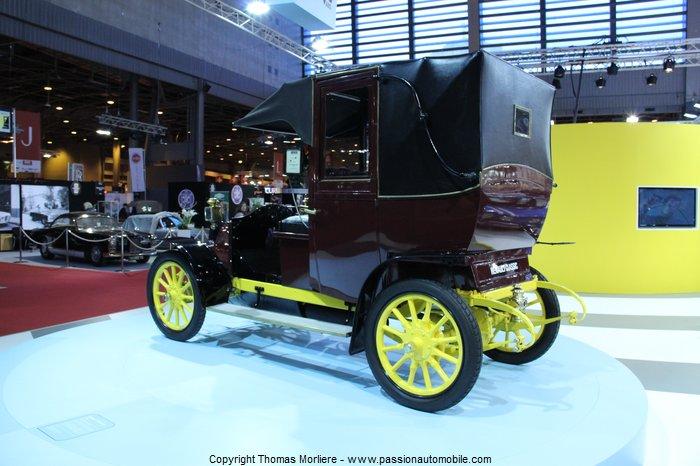 Renault taxi de la marne 100 ans 2014 au salon retromobile for Salon retromobile lyon