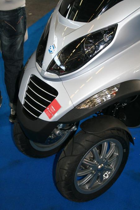 Piaggo mp3 2007 salon 2 roues lyon 2007 - Salon 2 roues lyon ...