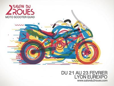 Salon deux 2 roues lyon salon de la moto 2014 for Salon du deux roues lyon