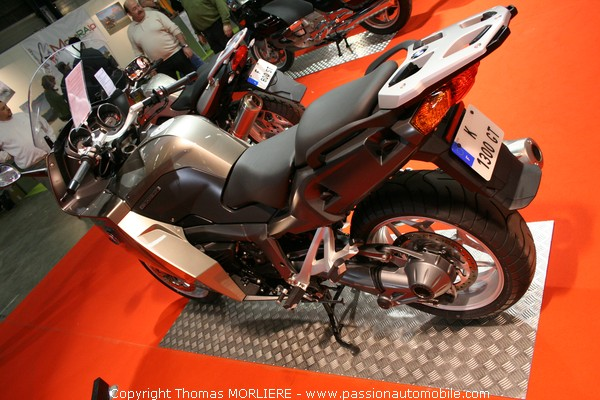 bmw k 1300 gt 2009 au salon moto de lyon 2009. Black Bedroom Furniture Sets. Home Design Ideas