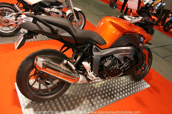 bmw k 1300 r 2009 au salon moto de lyon 2009. Black Bedroom Furniture Sets. Home Design Ideas