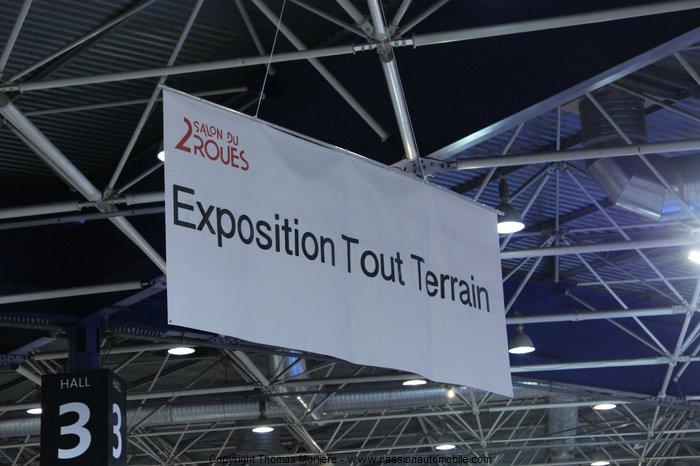 Exposition tout terrain au salon 2 roues moto de lyon 2014 for Salon retromobile lyon