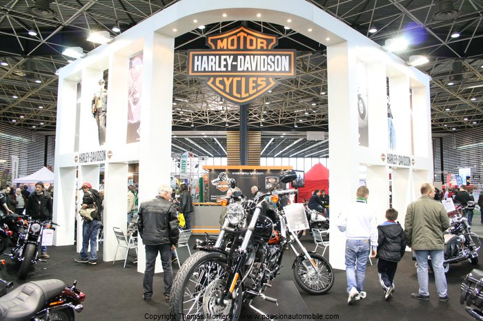 harley davidson moto 2011 au salon de la moto de lyon 2011. Black Bedroom Furniture Sets. Home Design Ideas