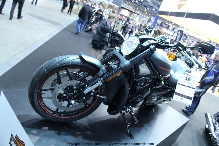 harley davidson night rod special 2014 au salon 2 roues moto de lyon 2014. Black Bedroom Furniture Sets. Home Design Ideas