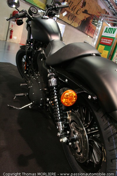 moto harley davidson salon 2 roues de lyon 2009. Black Bedroom Furniture Sets. Home Design Ideas