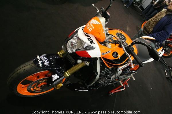 honda au salon moto de lyon 2009