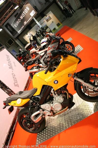 moto salon deux roues de lyon 2009. Black Bedroom Furniture Sets. Home Design Ideas