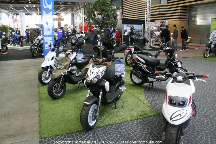 Stand mbk salon de la moto de lyon 2010 - Salon de la moto 2014 ...