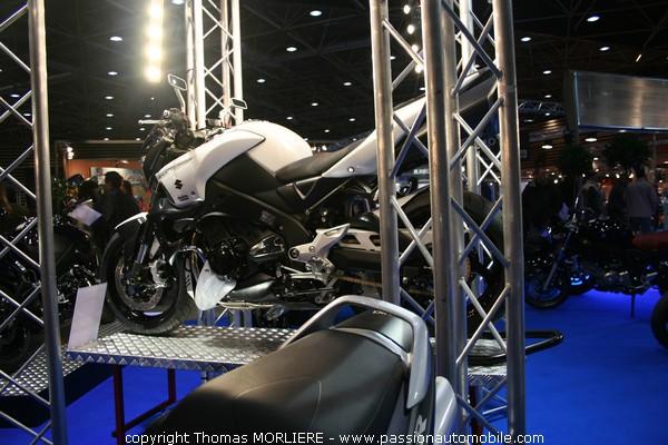 Suzuki gsx 1300 bk 8 b king 2008 au salon moto lyon 2009 for Salon retromobile lyon
