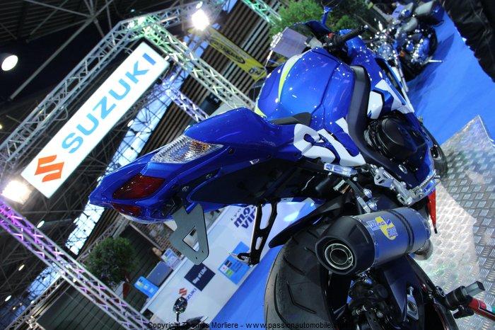 Suzuki gsx r 1000 2014 salon de la moto 2 roues lyon 2014 - Salon de la moto 2014 ...