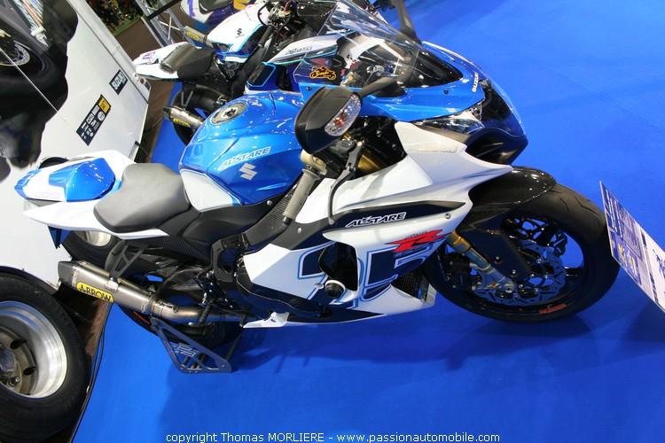 Moto suzuki suzuki au salon de la moto de lyon 2010 - Salon de la moto 2013 ...