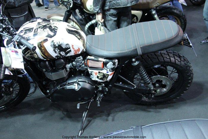 Triumph salon moto lyon 2014 salon de la moto 2 roues for Salon de la moto lyon