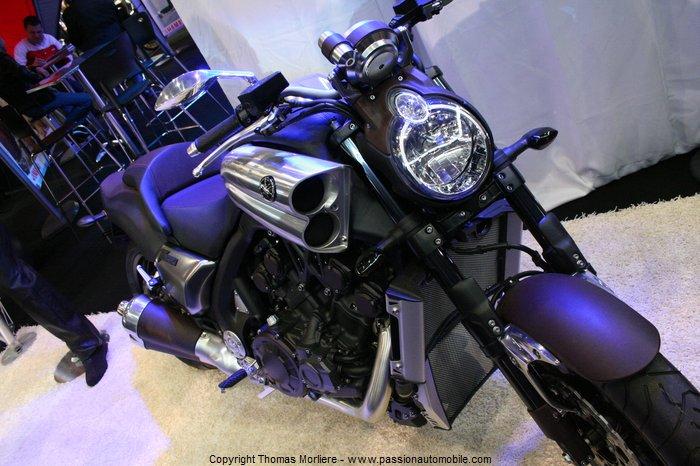 Yamaha moto 2011 salon de la moto 2 roues lyon 2011 - Salon de la photo lyon ...