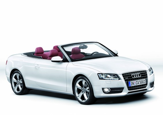 audi a5 cabriolet 2009 au salon de dtroit 2009 naias 2009. Black Bedroom Furniture Sets. Home Design Ideas