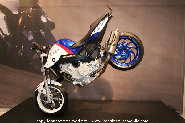 bmw hp2 sport 2007 mondial de la moto de paris 2007 salon de la moto. Black Bedroom Furniture Sets. Home Design Ideas