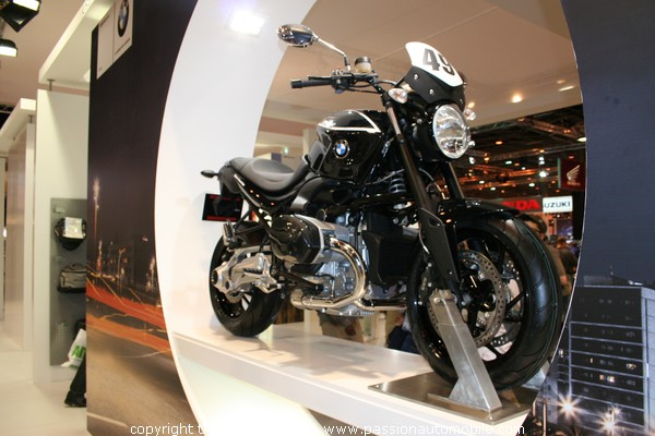 bmw r 1200 r 2007 mondial de la moto de paris 2007 salon de la moto. Black Bedroom Furniture Sets. Home Design Ideas