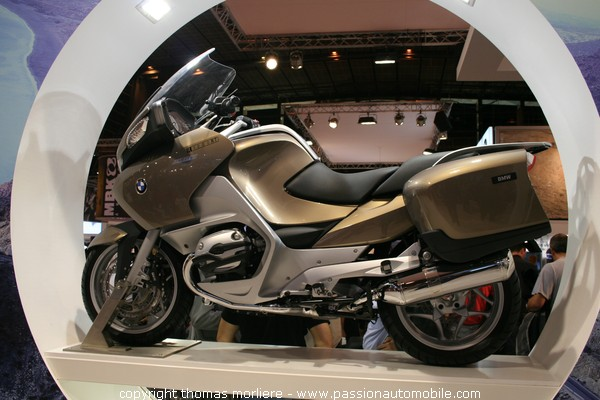 bmw r 1200 rt 2007 mondial de la moto de paris 2007 salon de la moto. Black Bedroom Furniture Sets. Home Design Ideas