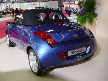 Ford street ka salon automobile de lyon 2003 for Salon automobile de lyon