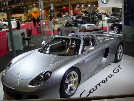 Photo salon automobile de lyon 2003 - Salon automobile lyon ...