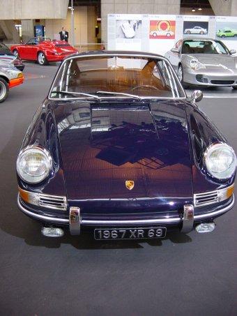 Porsche 912 salon automobile de lyon 2003 for Salon automobile de lyon