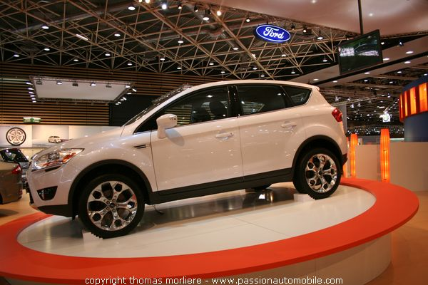 Ford kuga salon automobile de lyon 2007 - Salon automobile lyon ...