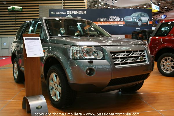 land rover free lander 2 les 4x4 au salon auto de lyon 2007. Black Bedroom Furniture Sets. Home Design Ideas