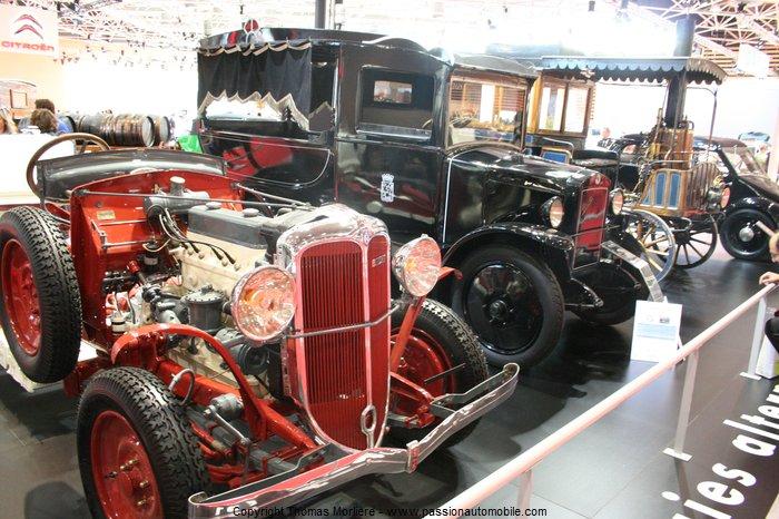 Berliet vilp 11 1932 gazobois salon de l 39 auto de lyon 2011 for Salon de l auto a lyon