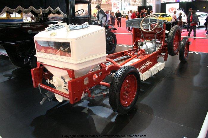 Berliet vilp 11 1932 gazobois salon automobile de lyon 2011 for Salon automobile de lyon