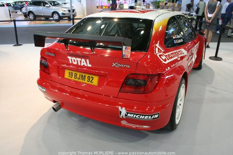 xsara rallye kit car 2001 salon automobile de lyon 2009. Black Bedroom Furniture Sets. Home Design Ideas