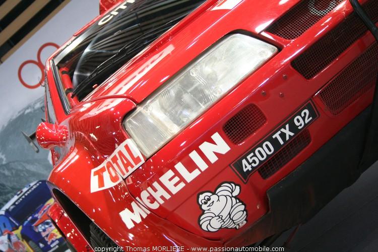 Zx rallye raid 1993 salon de l 39 automobile lyon 2009 for Salon de l auto a lyon