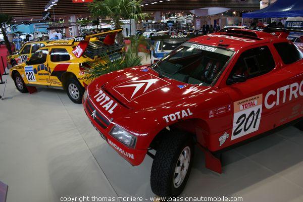 Citroen Zx Rallye Raid Quot Paris Dakar Quot 40 Ans De Voitures