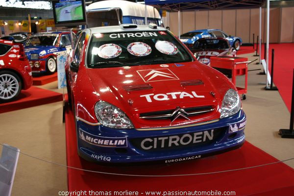 citroen xsara sebastien loeb 40 ans de voitures de courses franaises. Black Bedroom Furniture Sets. Home Design Ideas