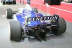 formule 1 benetton b196 1996 (Salon automobile de Lyon 2011) (16.10.2011 )