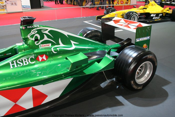 Formule 1 jaguar r2 2001 salon de lyon 2011 for Salon de lyon 2015