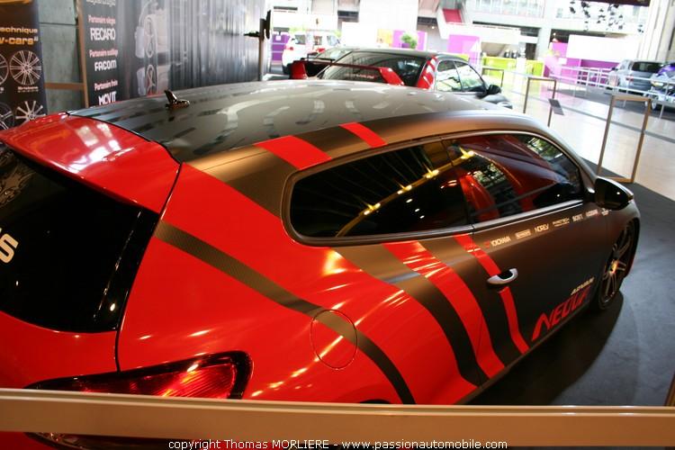 Parotech salon automobile de lyon 2009 for Salon automobile de lyon