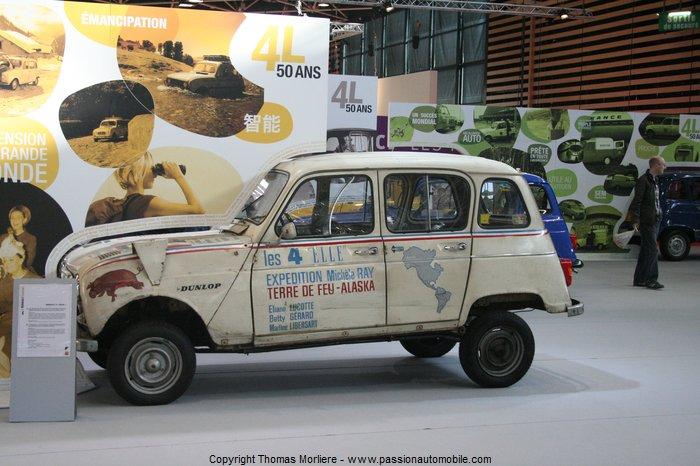 Renault 4 l 50 ans 2011 salon de l 39 auto de lyon 2011 for Salon de l auto a lyon